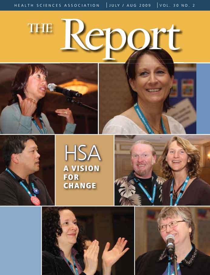 HSA Report August 2009
