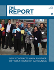 The Report April 2013
